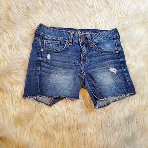 🔥 American Eagle Super Stretch Size 2 Shorts